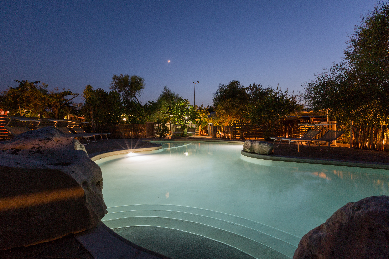 A piscina / Andrea Coppola