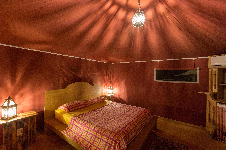 Exemplo de um quarto / Andrea Coppola