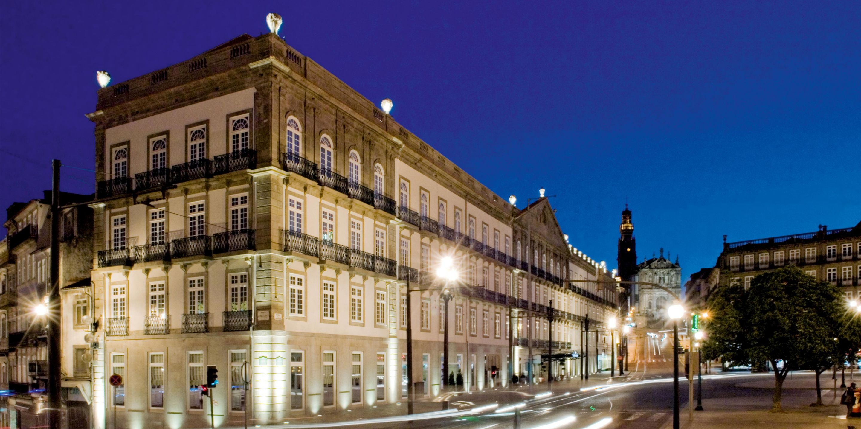 Hotel Intercontinental no Porto é uma das maiores operações do ano protagonizadas por fundos / JLL
