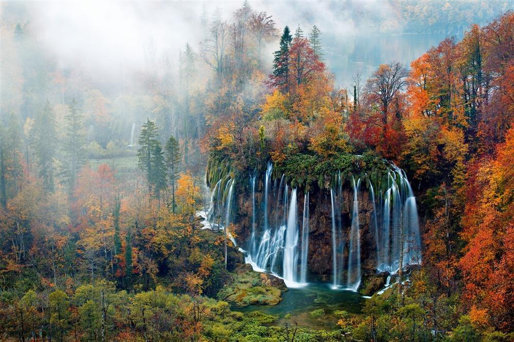Parque Nacional de Plitvice, Croácia / National Geographic