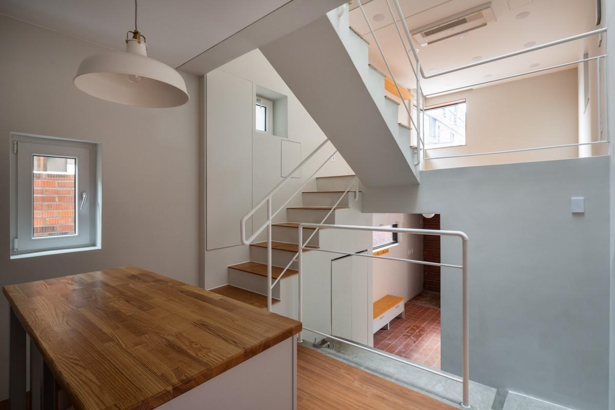 Multiplicar o espaço com escadas