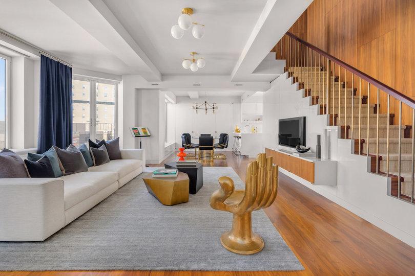 Keith Richards Vende (finalmente) A Penthouse Em Nova Iorque Por 7,7 Milhões