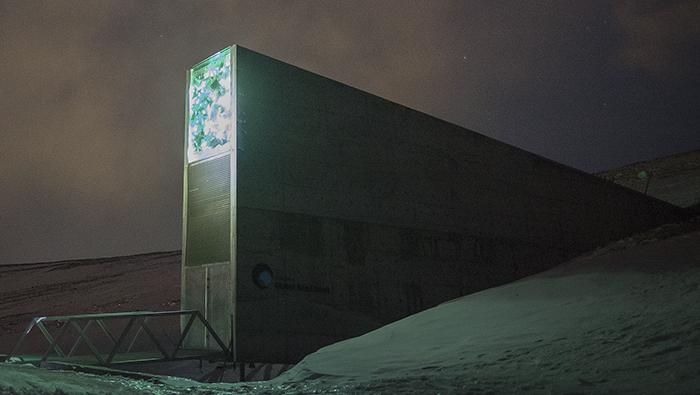 1 – Svalbard Global Seed Vault, Noruega