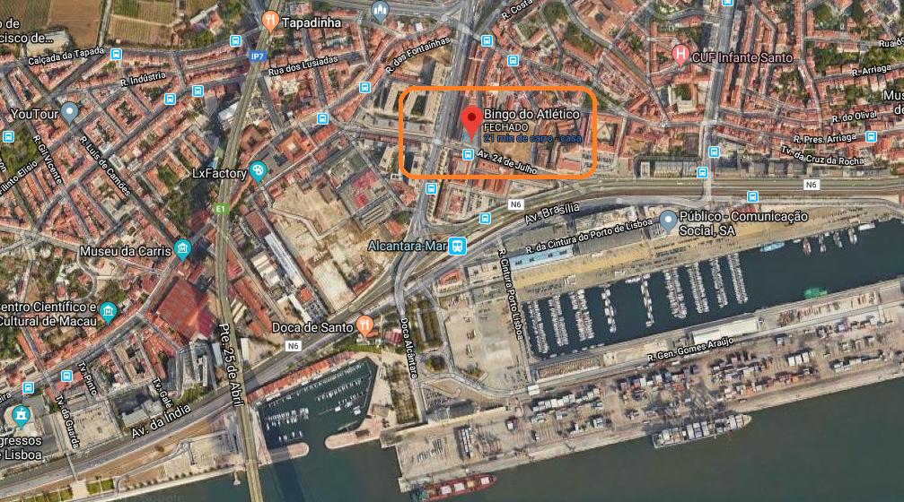 A Habitat Invest está a apostar forte em projetos direcionados para clientes portugueses / Google Maps