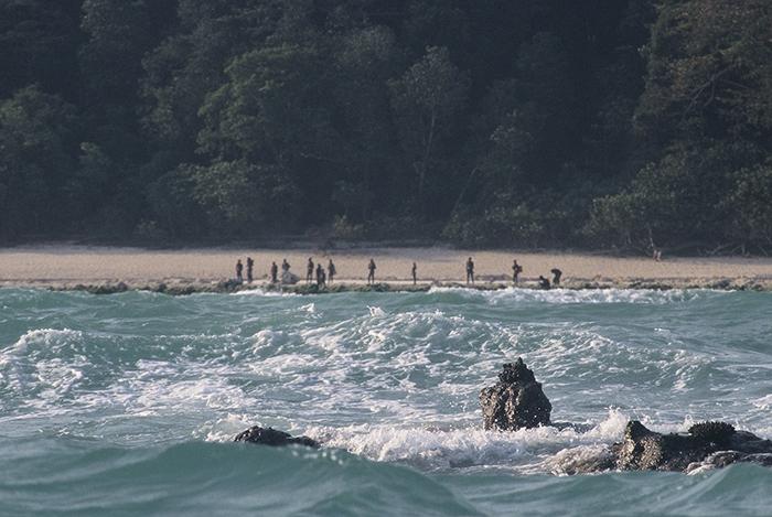 2 – North Sentinel Island, Índia