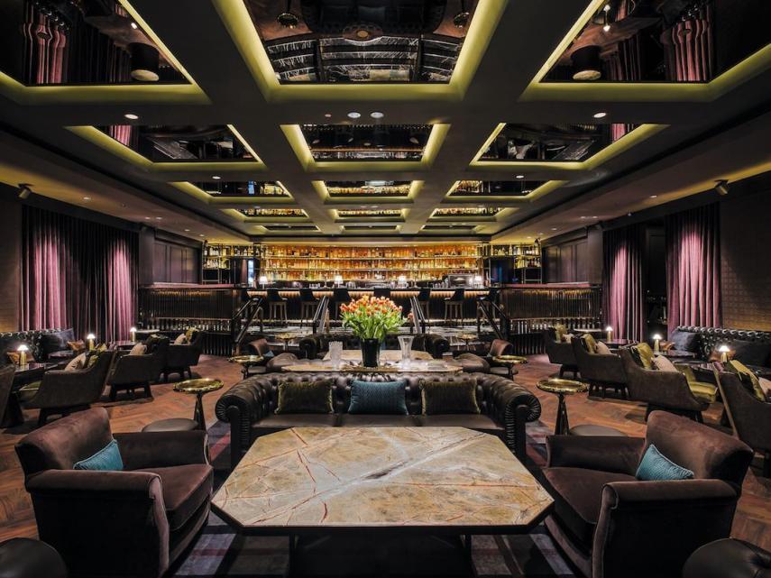 Bar em Singapura