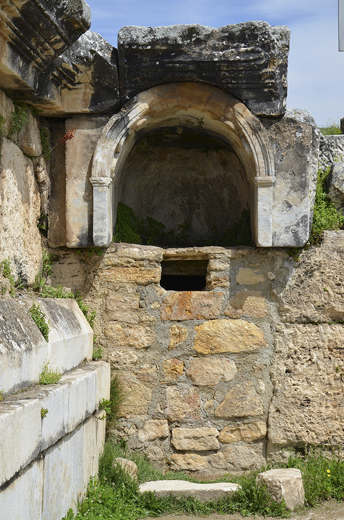 3 – Ploutonion At Hierapolis Or Pluto's Gate, Turquia