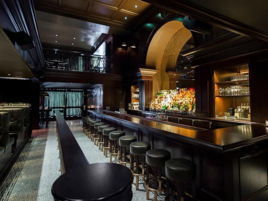 Bar em Nova Iorque