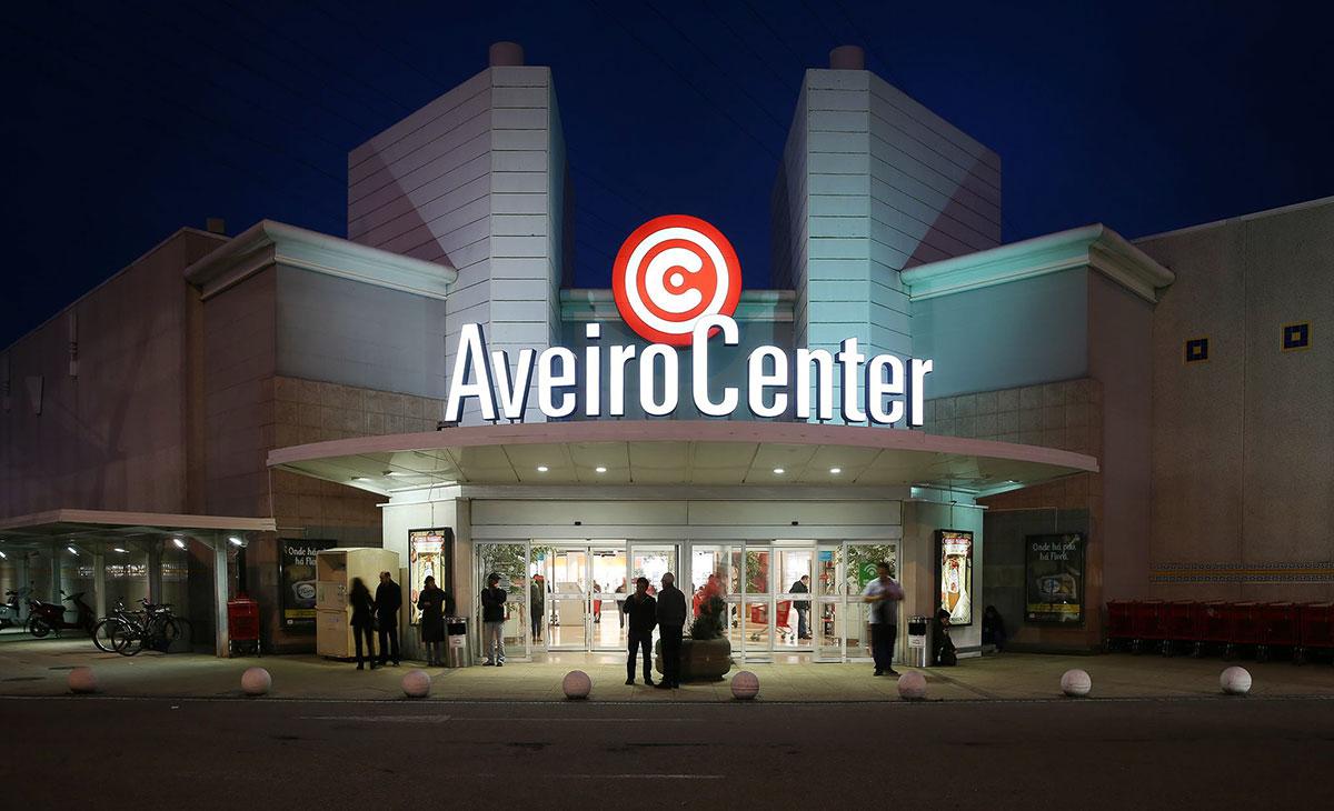 Fundo Euro V, da Savills IM, pagou 29 milhões de euros por este ativo de retail. / Facebook Aveiro Center