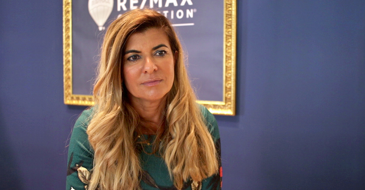 Beatriz Rubio, CEO da Remax Portugal