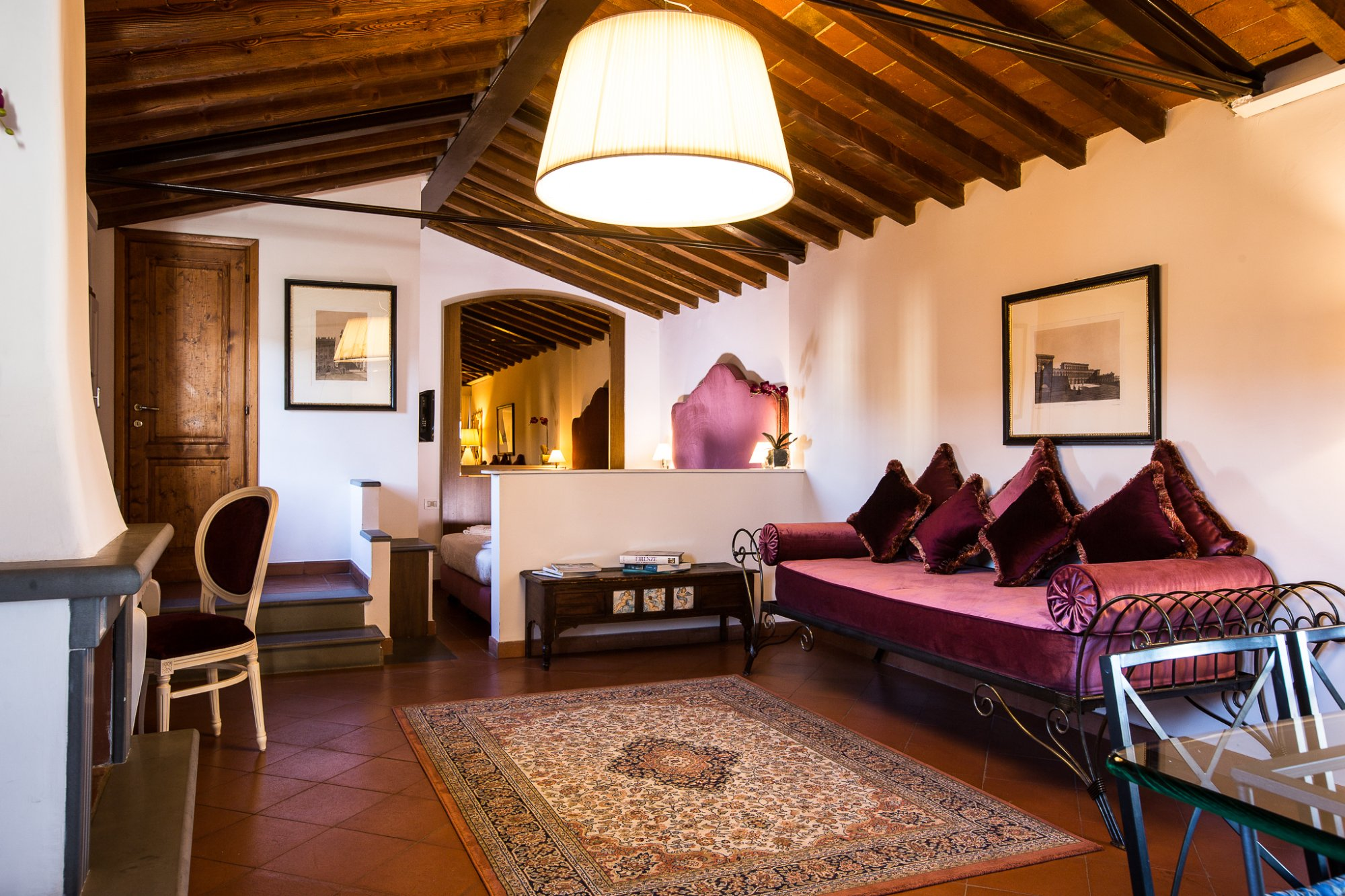 Hotel Burchianti – Florença, Itália