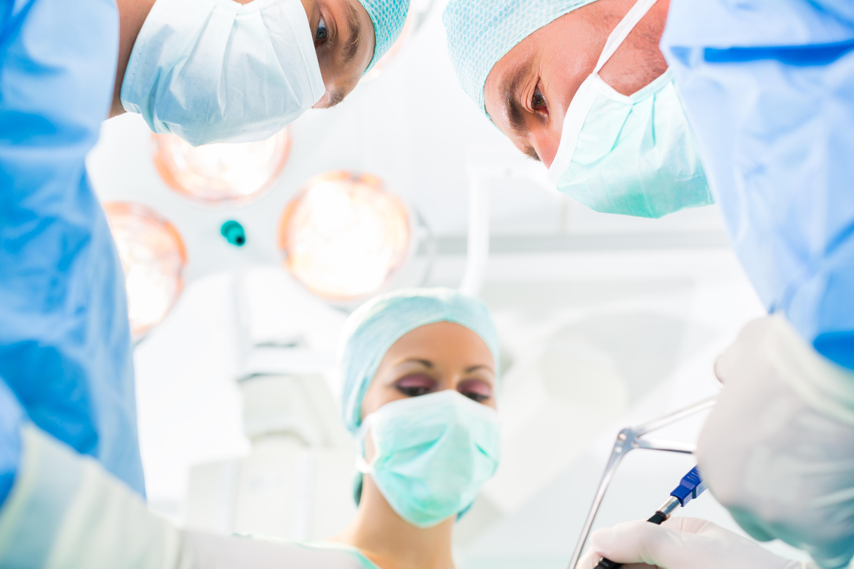 A liderar a lista estão os enfermeiros anestesistas / Gtres