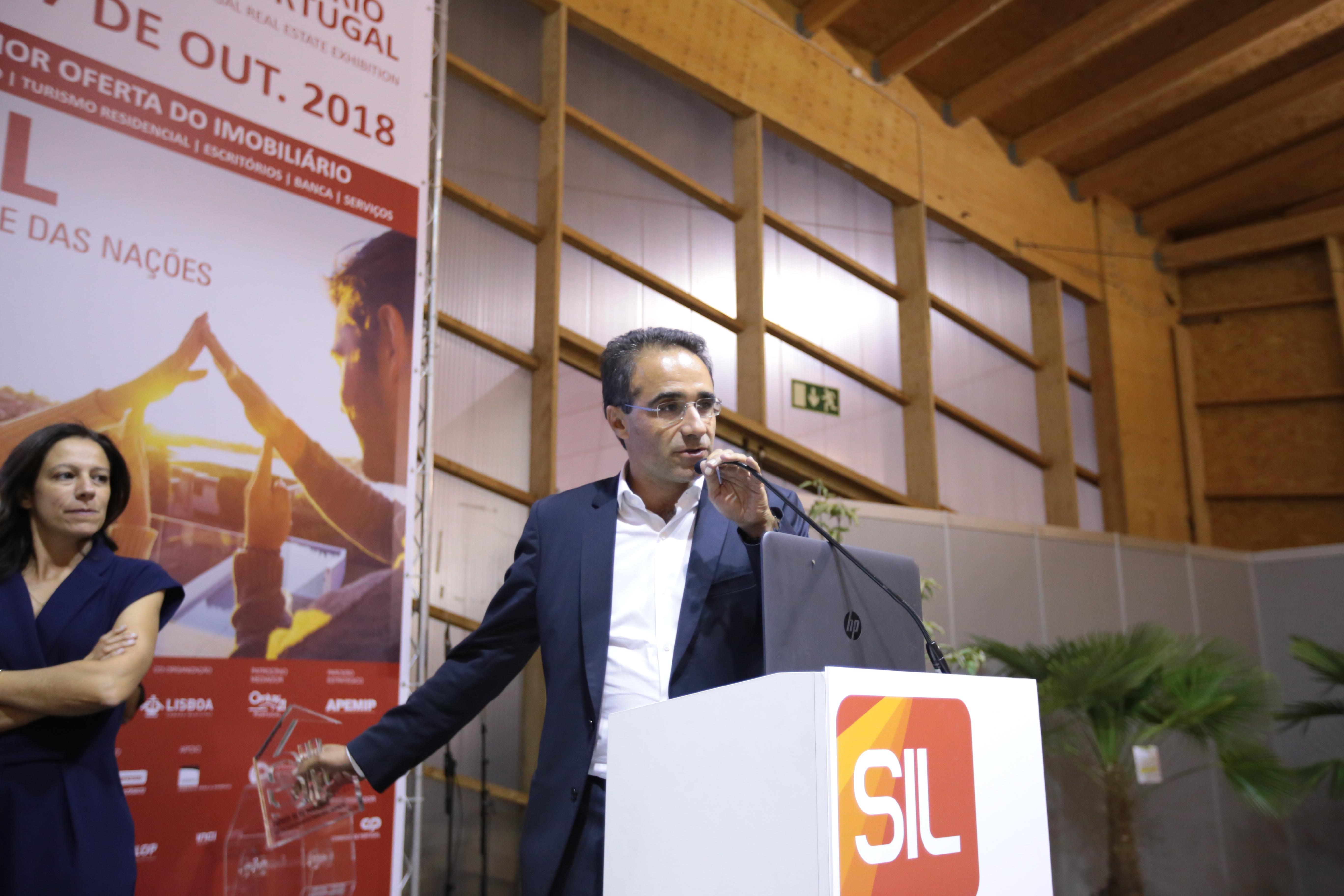 Pascal Gonçalves do Grupo Libertas / Nuno Cruz/FIL