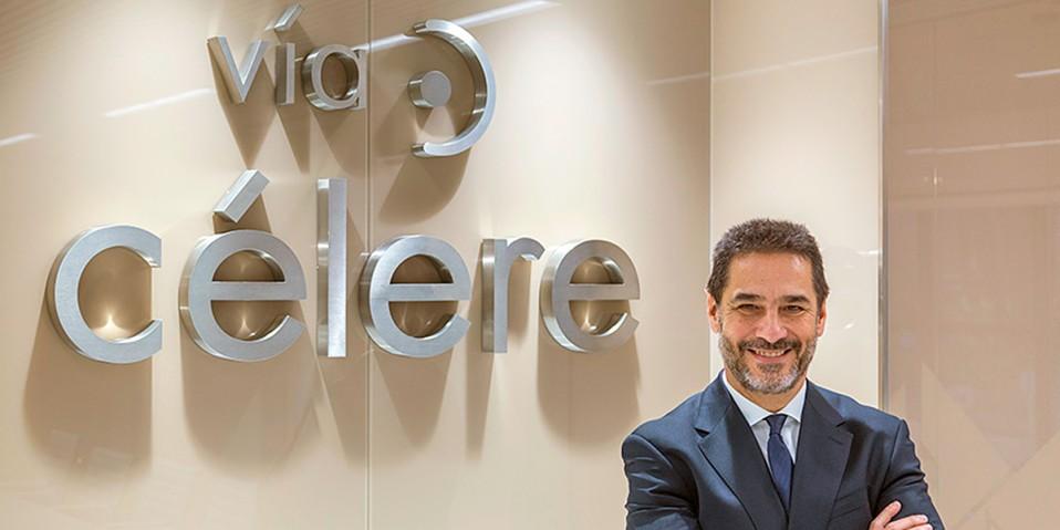 Juan Antonio Gómez-Pintado, presidente da companhia  / Via Célere