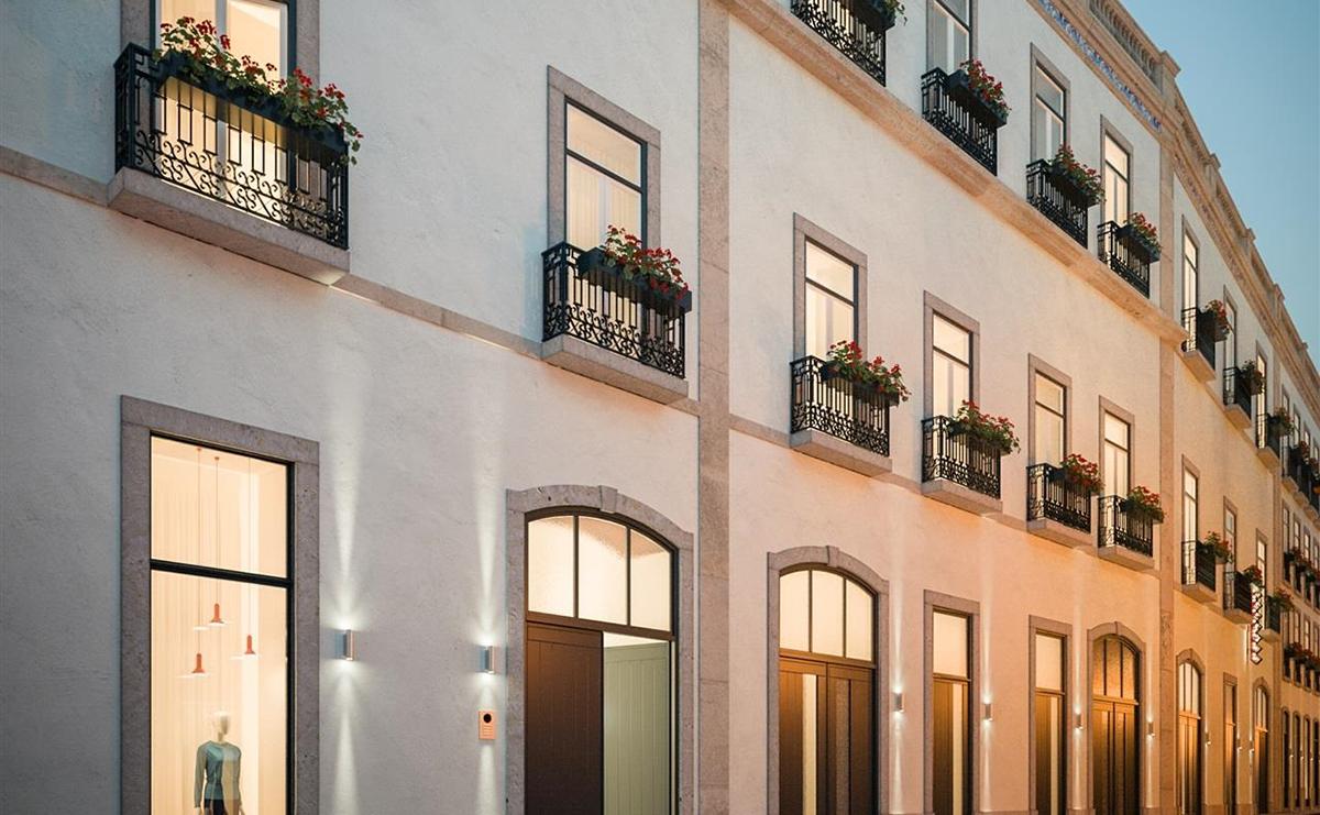 Preços das casas começam nos 350 mil euros / Intendente 57