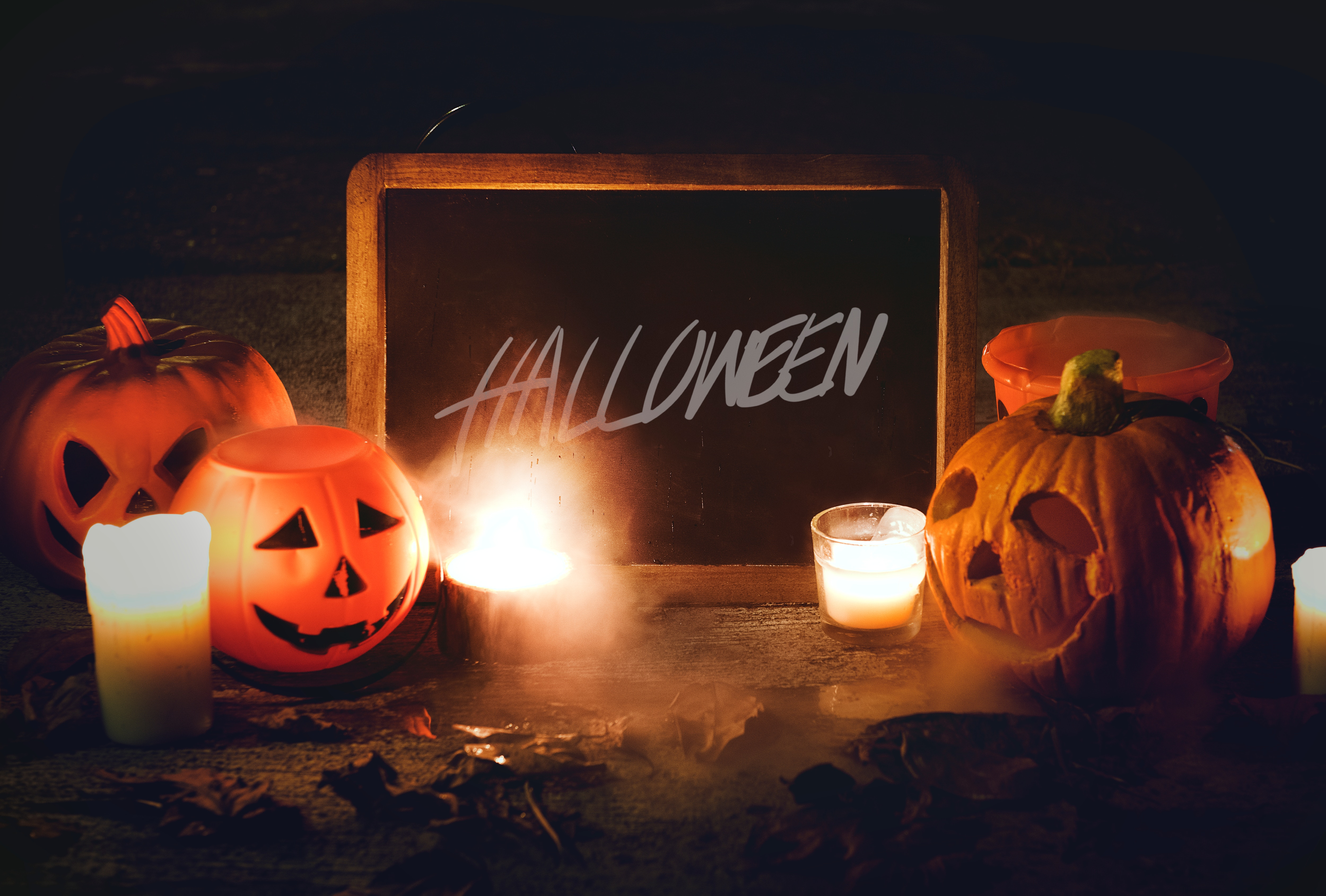 O 'Dia das Bruxas' acontece já no dia 31 de outubro