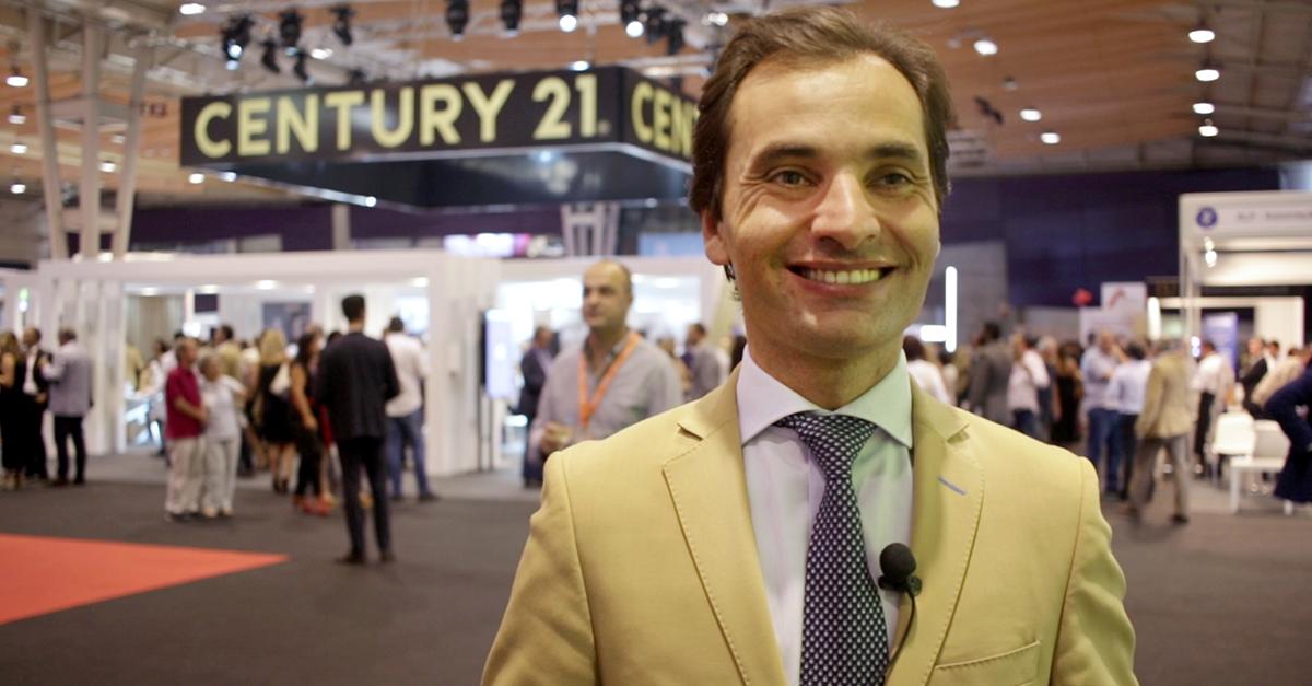 Ricardo Sousa, CEO da Century 21