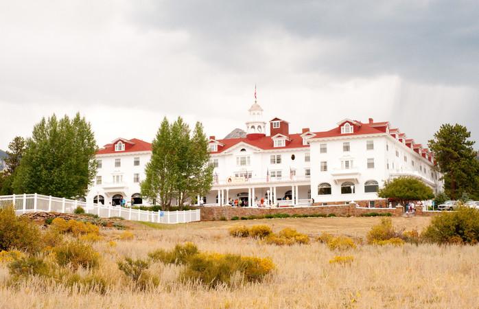 The Stanley Hotel – Colorado, EUA