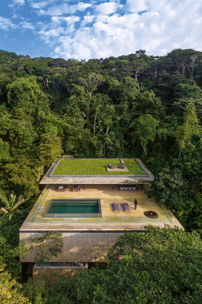 Jungle House, em Guarujá, São Paulo, Brasil