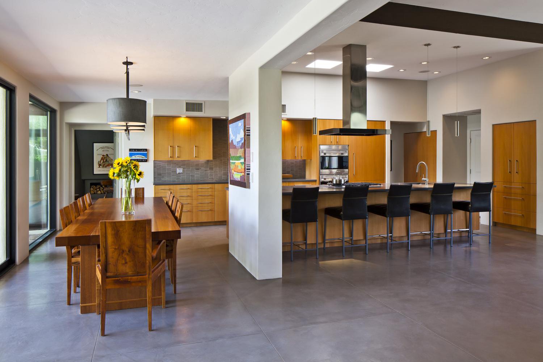 A (moderna) cozinha