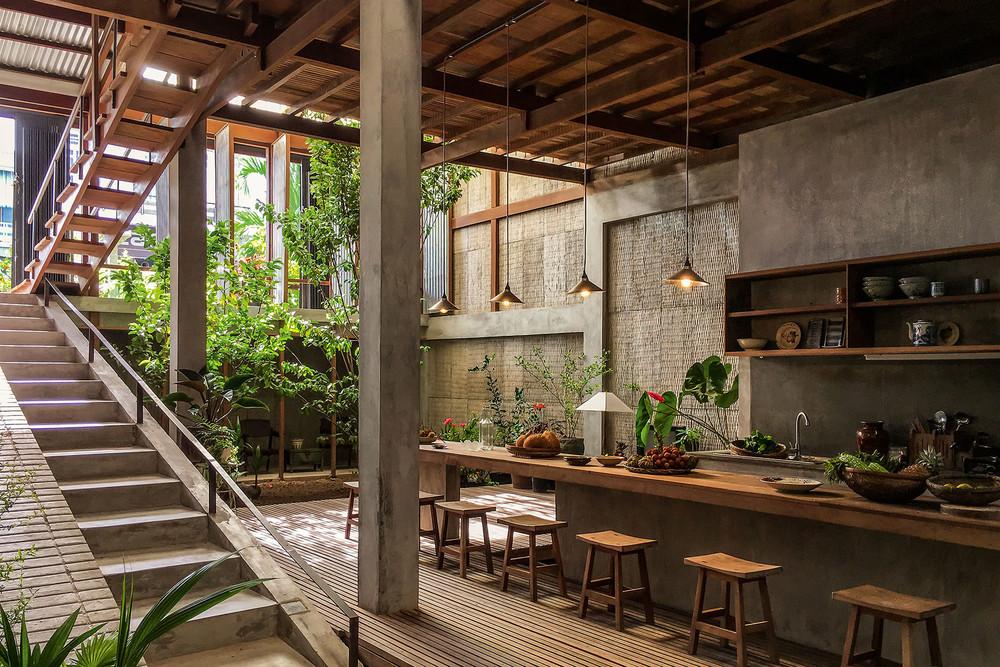 Casa em Chau Doc, Vietname