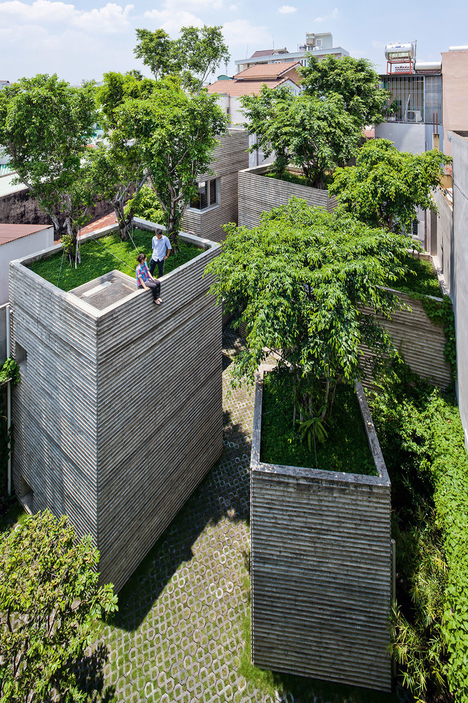 House for Trees, em Ho Chi Minh City (Saigão), Vietname