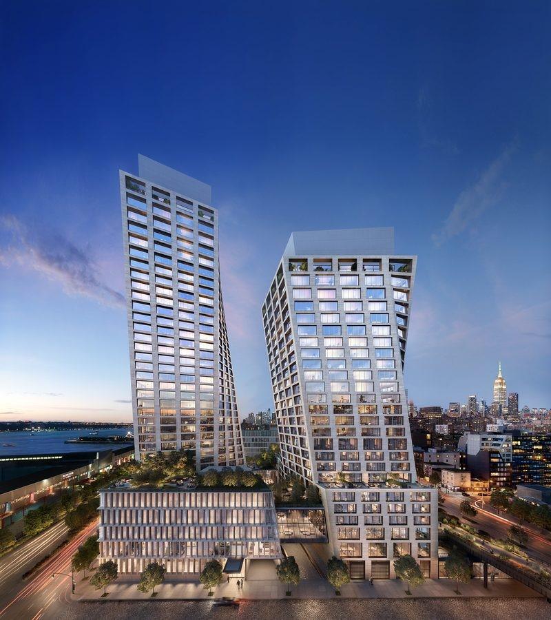 O arquiteto é Bjarke Ingels