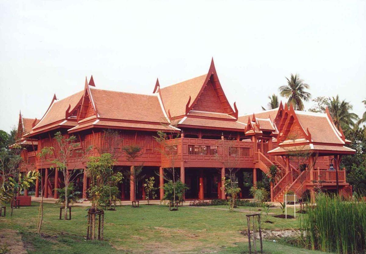 Casa na Tailândia