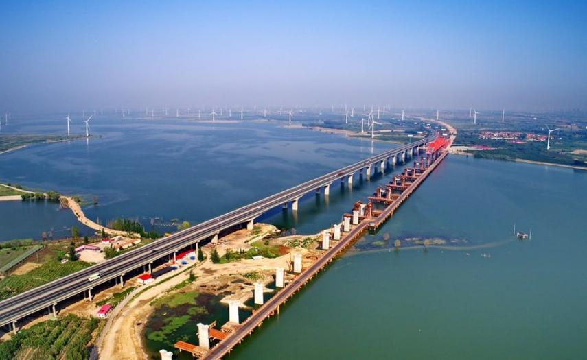 3. Tianjin Grand Bridge, China