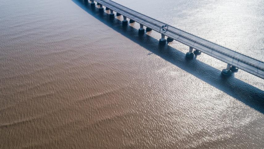 10. Ponte Donghai, China
