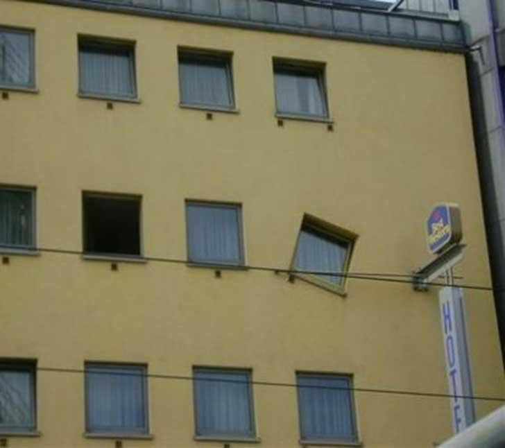 Uma janela diferente