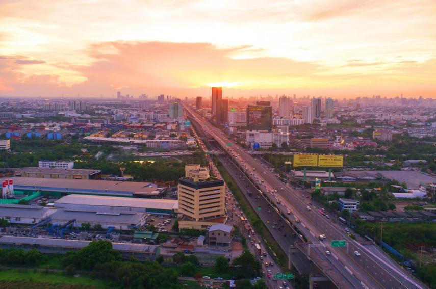 4. Bang Na, Tailândia
