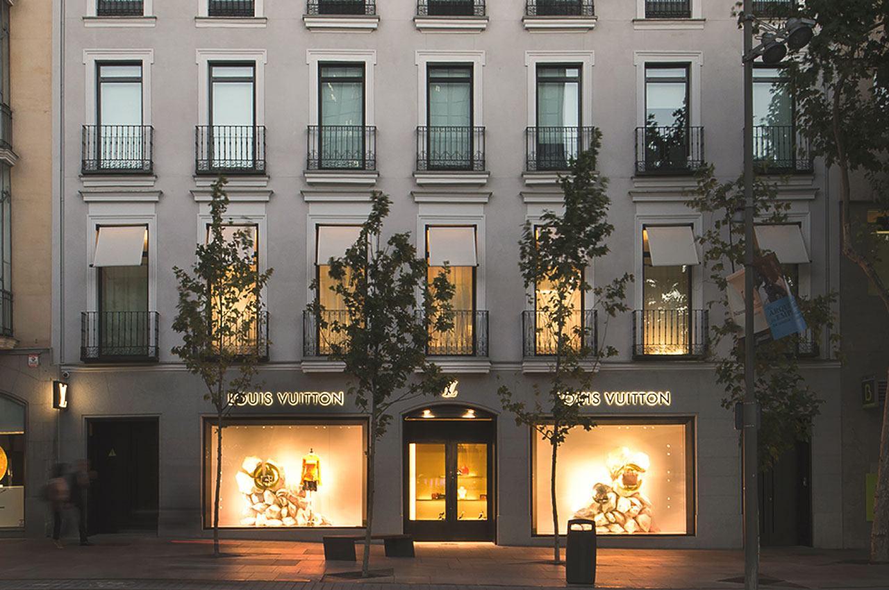 A Medcap Real Estate já investiu em locais como a loja da Louis Vuitton em Madrid / Medcap Real Estate
