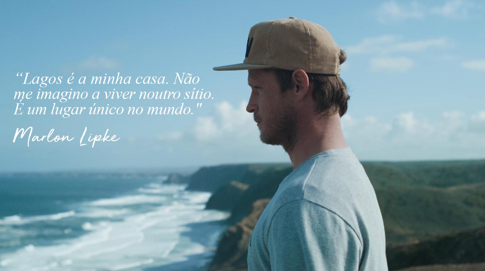 """Marlon Lipke é um dos rostos da campanha """"Made of Portugal"""" / JLL"""