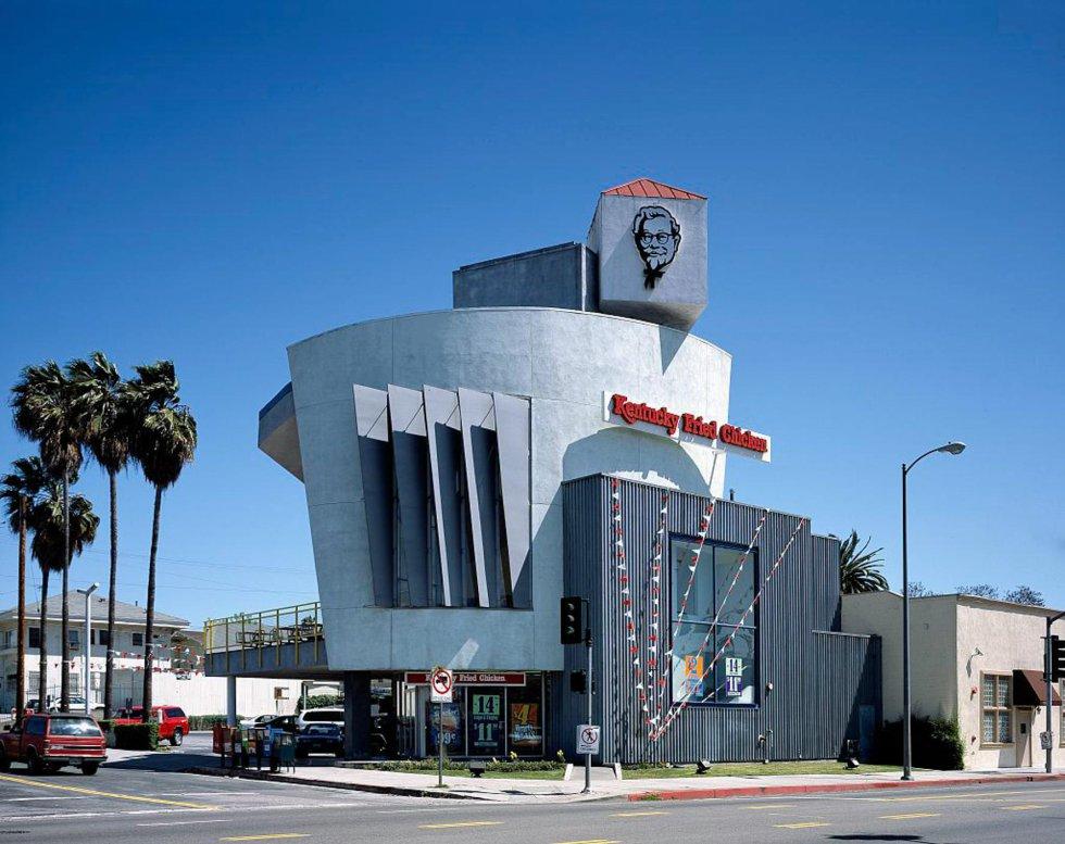 10 – Kentucky Fried Chicken, em Los Angeles/Califórnia (EUA)