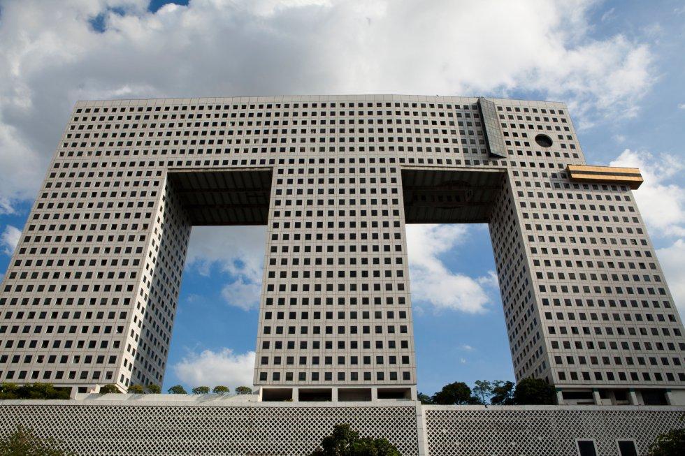 3 – Edifício elefante, em Banguecoque (Tailândia)