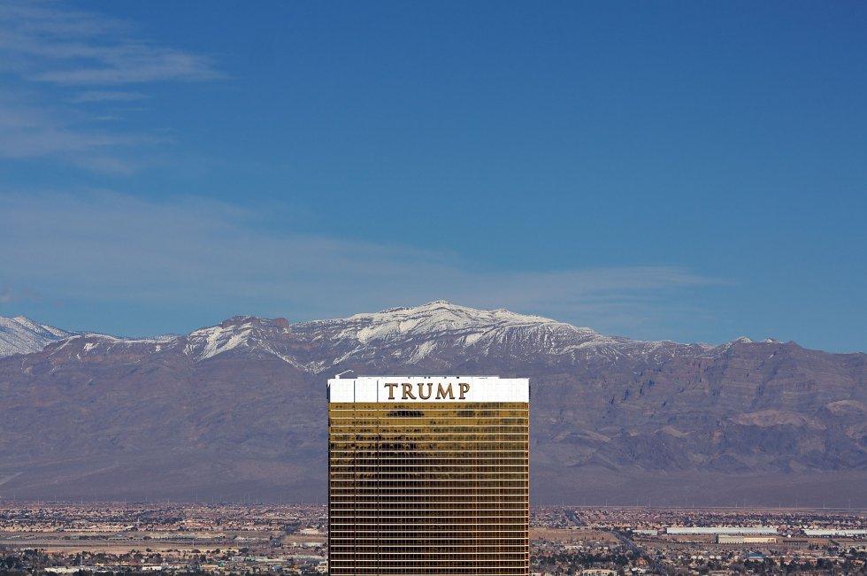 6 – Hotel Trump Las Vegas, em Las Vegas/Nevada (EUA)