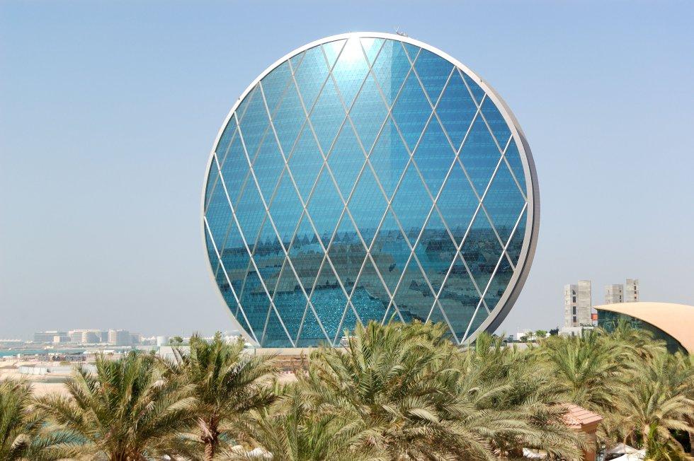 7 – Edifício Aldar Headquarters, em Abu Dhabi (EAU)