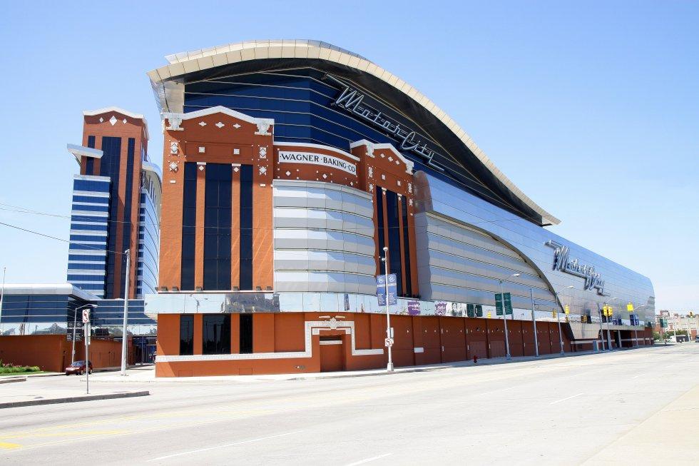 8 – MotorCity Casino Hotel, em Detroit (EUA)