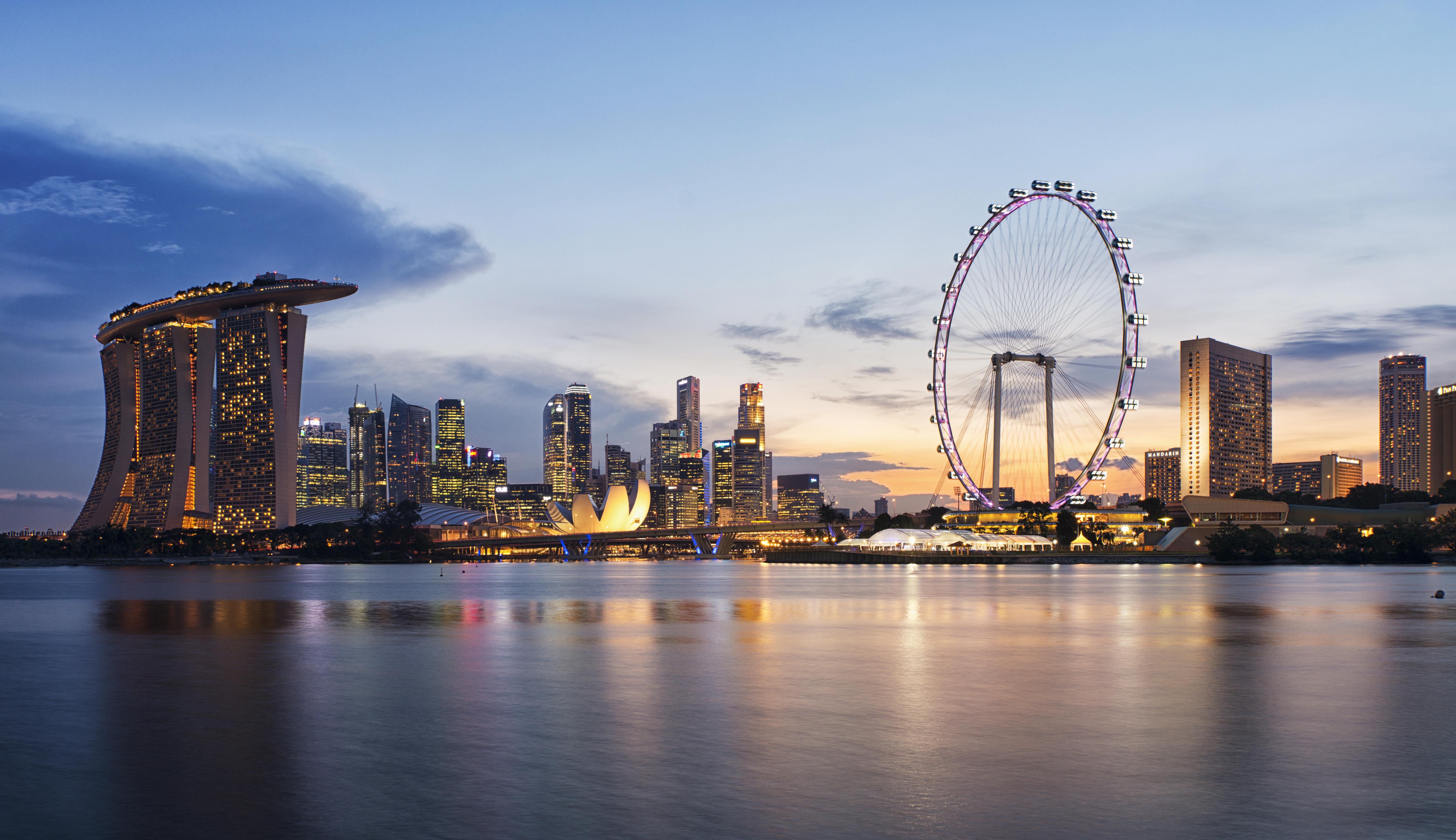 Singapura lidera a lista / Wikimedia commons