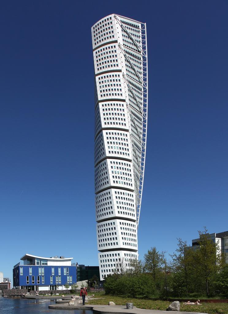 Obra original de Santiago Calatrava