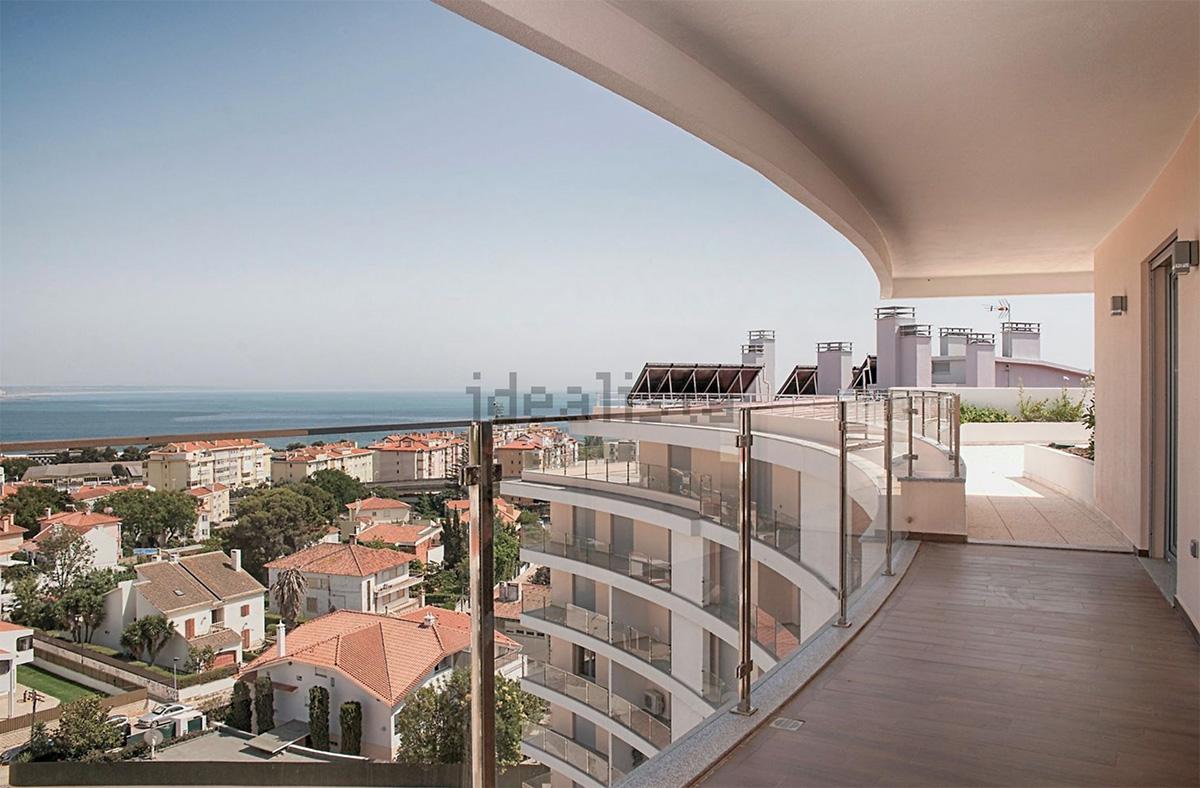 4. Penthouse em condomínio de luxo em Oeiras