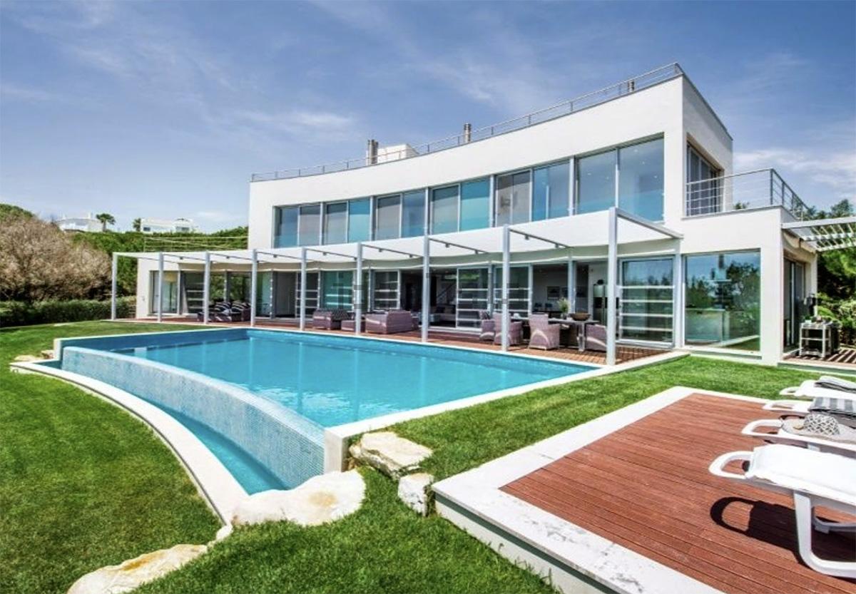 6. Moradia contemporânea em Almancil, Algarve