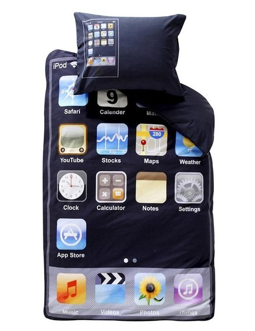 Cama 'iPhone'