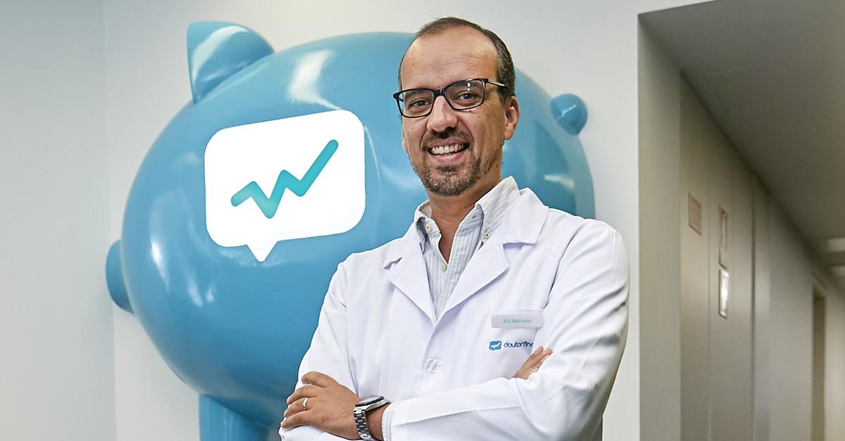 Rui Bairrada, CEO, analisa mercado do crédito à habitação em entrevista / Doutor Finanças