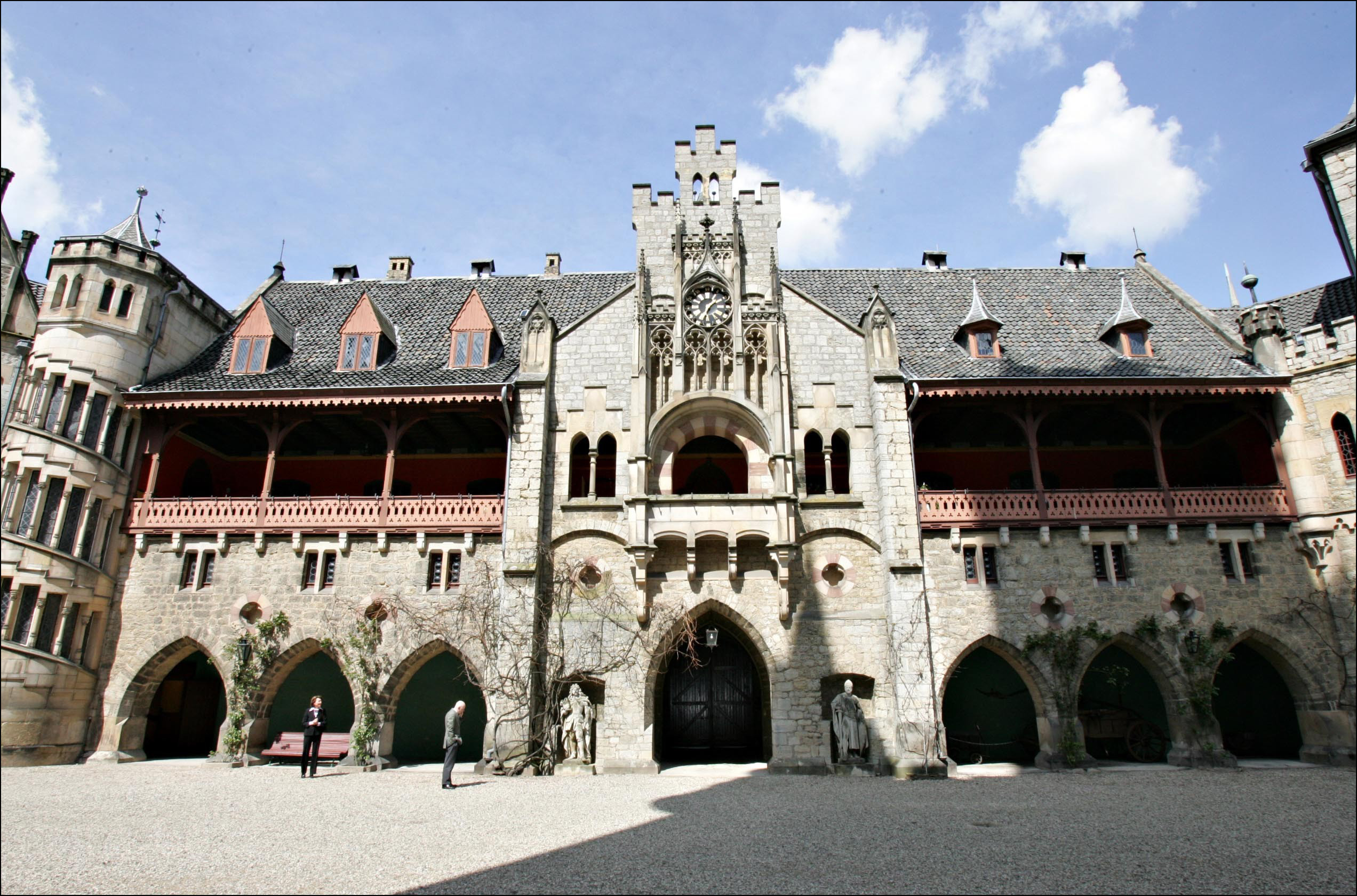 O nobre vendeu a propriedade por um euro ao Estado