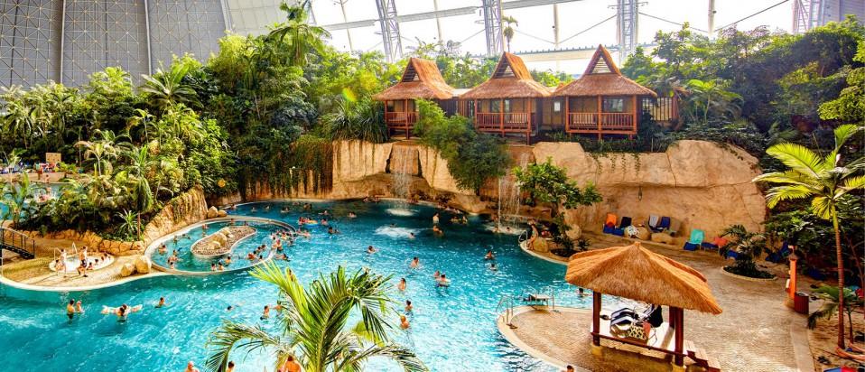 Tropical Island Resort está localizado em Halbe (Alemanha)