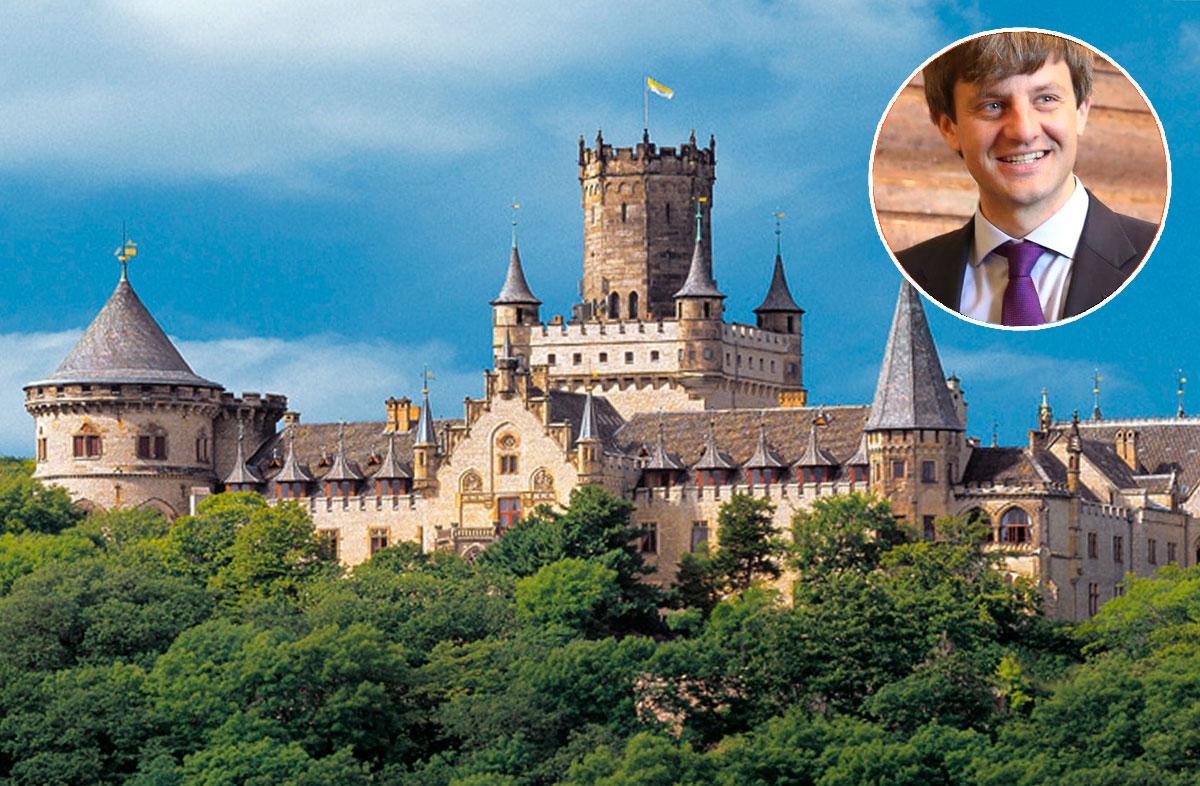 O Marienburg Castle