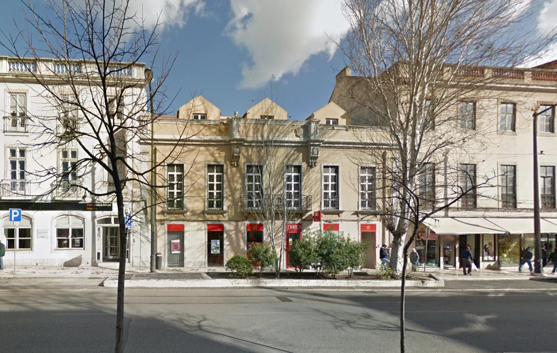 Antigo prédio dos CTT em Lisboa  / Worx