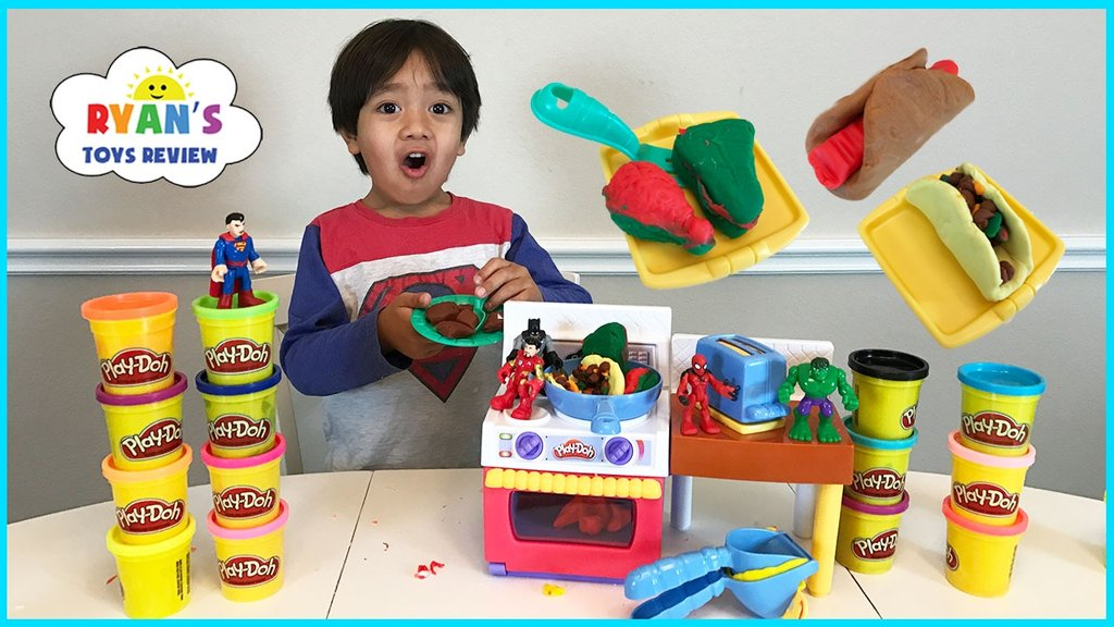 Ryan ToysReview/YouTube